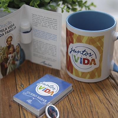 Kits do Juntos Pela Vida