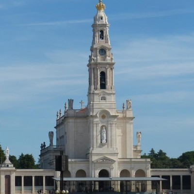 Santuario da Nossa Senhora de Fátima