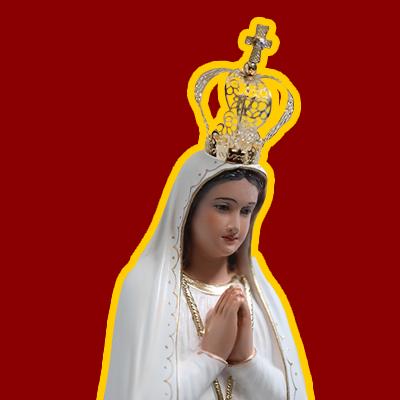 (18/09) Nossa Senhora de Fátima