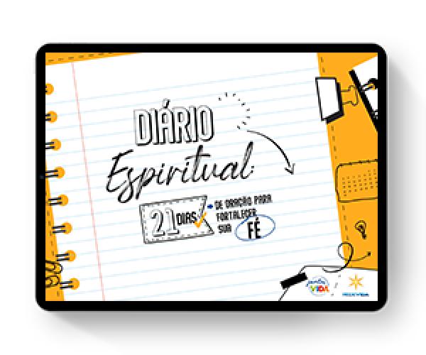 Diário Espiritual | 21 dias para fortalecer a espiritualidade